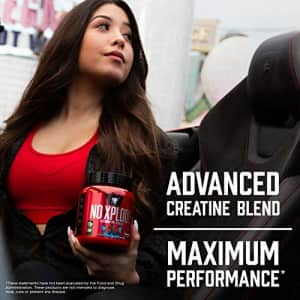 Bsn N.o.-xplode Pre-workout Supplement With Creatine, Beta-alanine, and Energy, Flavor: Scorched for $63