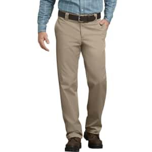 Dickies Men's Flex Tough Max Work Pants for $20