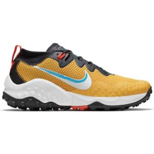 Nike Men's or Women's Wildhorse 7 Trail Running Shoes for $65 in cart