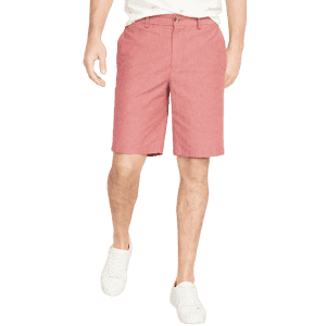 Old Navy Men's Slim Ultimate Shorts for $9.08 in cart