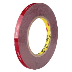 LLPT Double Sided Conformable Acrylic Foam Tape for $7