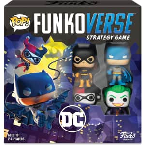 Funko Pop! Funkoverse Strategy Game DC #100 Base Set for $29