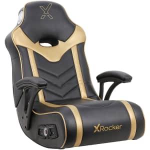 X Rocker 24K Bluetooth Floor Rocker Gaming Chair for $194