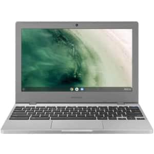 "Samsung Galaxy Chromebook 4 Intel Celeron 11.6"" Laptop for $180"