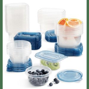 Art & Cook 100-Piece Food Storage Set for $14