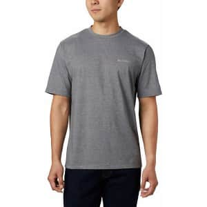 Columbia Men's Big & Tall Thistletown Park T-Shirt for $11