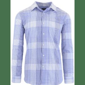 Men's Slim-Fit Dress Shirts: 3 for $34