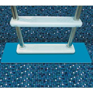 HydroTools by Swimline Protective Pool Ladder Mat and Pool Step Pad for $15