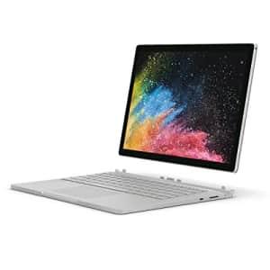 Microsoft Surface Book 2 (Intel Core i7, 16GB RAM, 512GB) - 13.5in (Renewed) for $1,490