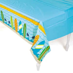 Fun Express Surfs UP TABLECOVER - Party Supplies - 1 Piece for $9