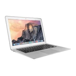 """Apple MacBook Air Broadwell i5 13"""" Laptop for $360"""