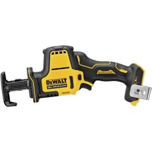 DeWalt ATOMIC 20V MAX Reciprocating Saw for $110