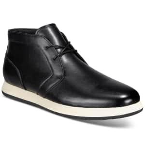Alfani Men's Keith Hybrid Chukka Boots for $28