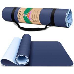 Dralegend Yoga Mat for $13