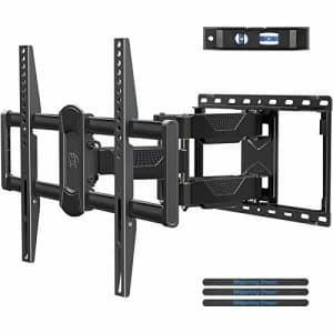 Mounting Dream TV Wall Mount Full Motion TV Mount for 42-70 inch TVs, TV Wall Mount Bracket with for $50