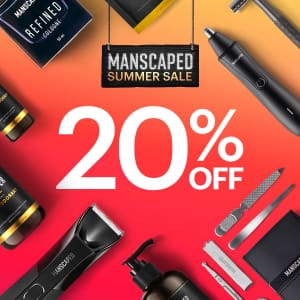 Manscaped Summer Sale: 20% off sitewide