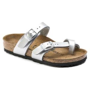 Birkenstock Kids' Mayari Birko-Flor Sandals for $36