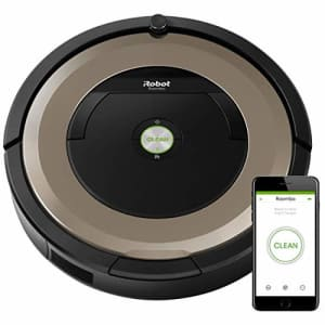iRobot Roomba 891 Robot Vacuum for $426