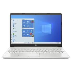 """HP 15-dw3163st 11th-Gen. i3 15.6"""" Laptop for $490"""
