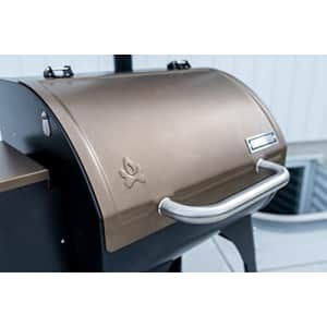 Camp Chef SmokePro XT Wood Pellet Grill Smoker, Bronze (PG24XTB) for $457