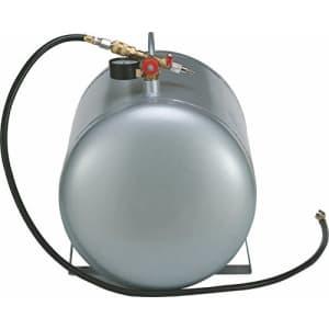 California Air Tools CAT-AUX10A Lightweight Portable Aluminum Air Tank, 10 Gallon, Silver for $126