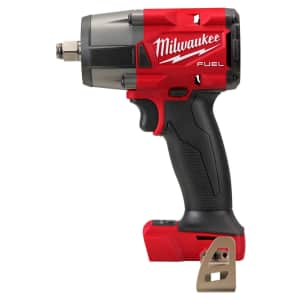 """Milwaukee M18 18V 1/2"""" Impact Wrench (Tool Only) for $220"""