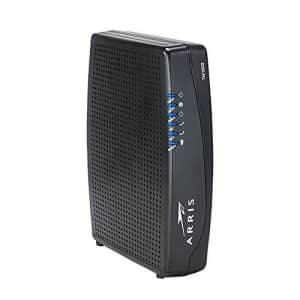 Arris Touchstone TM1602A DOCSIS 3.0 Upgradeable 16x4 Telephony Modem for TWC & Optimum (Renewed) for $100