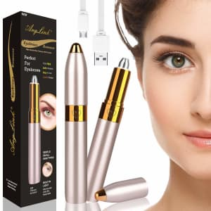 Anglink Precision Eyebrow Trimmer for $5