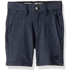 Billabong Boys' Big Classic Hybrid Short, navy, 28 for $38