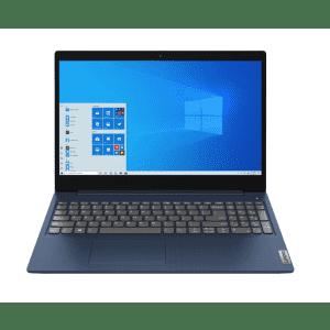 "Lenovo IdeaPad 3 10th-Gen i5 15.6"" Laptop w/ 512GB SSD for $479"