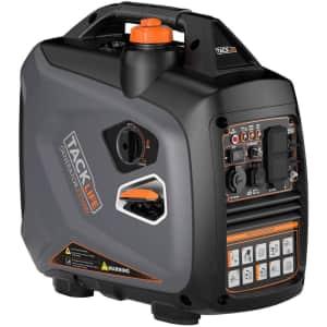 Tacklife 2,250W Portable Inverter Generator for $290