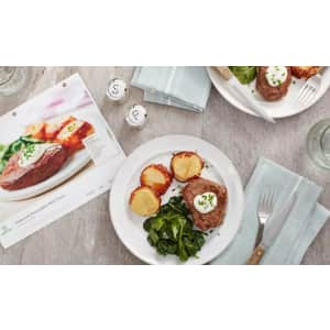 Home Chef Meal Kit Deliveries at Groupon: Up to 70% off