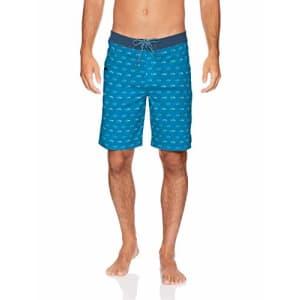 Rip Curl Men's Mirage Breakwater Boardshort, Blue/Blue, 29 for $45