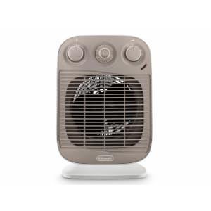 DeLonghi Portable Bathroom Heater for $39