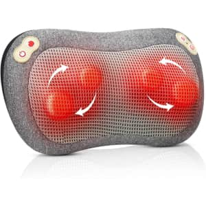 Atmoko Neck Massager with Heat for $35