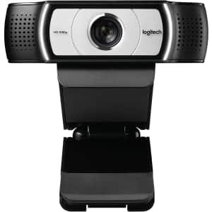 Logitech C930e 1080p Webcam for $100