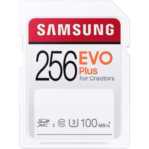 Samsung Memory Cards at Amazon: Up to 38% off