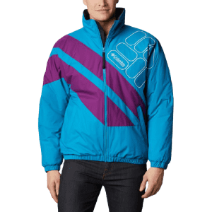 Columbia Men's Sideline Insulated Parka for $48