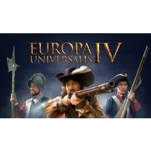 Europa Universalis IV for PC or Mac (Epic Games): Free
