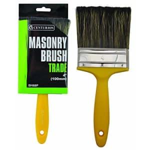 "Centurion BH68P Masonry Garden Fence Paint Brush 4"", Metal for $10"