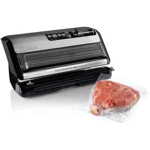 FoodSaver FM5200 2-in-1 Automatic Vacuum Sealer Machine for $200