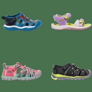 Keen Kids' Sale Sandals at Keen Footwear: from $25