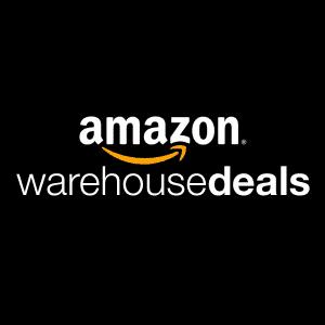 Amazon Warehouse Deals: extra 20% off