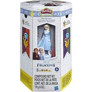 Play-Doh Mysteries Disney Frozen 2 Snow Globe Playset for $13
