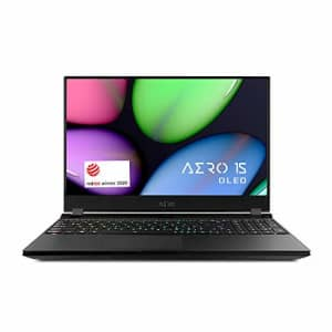 "[2020] Gigabyte AERO 15 WB Thin+Light Performance Laptop, 15.6"" 144Hz FHD IPS Display, GeForce RTX for $1,900"