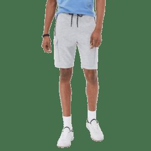 Aeropostale Men's Air Softspun Tech Fleece Cargo Shorts for $10