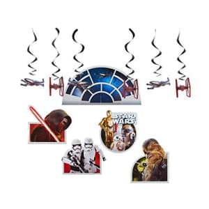 American Greetings Star Wars Episode 8 Party Supplies, Room Transformation Kit, 1-Count for $17