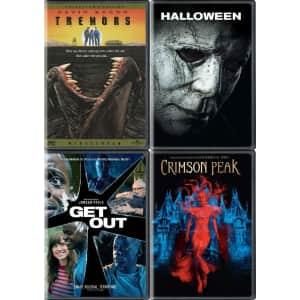 GRUV via eBay DVD Sale: from $4 + extra 20% off 2+ items