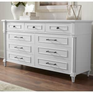 Home Decorators Collection Bellmore 9-Drawer Dresser for $389