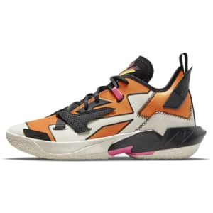 Nike Men's Jordan 'Why Not?' Zer0.4 Shoes for $78